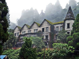 Mount Everest Hotel in Darjeeling