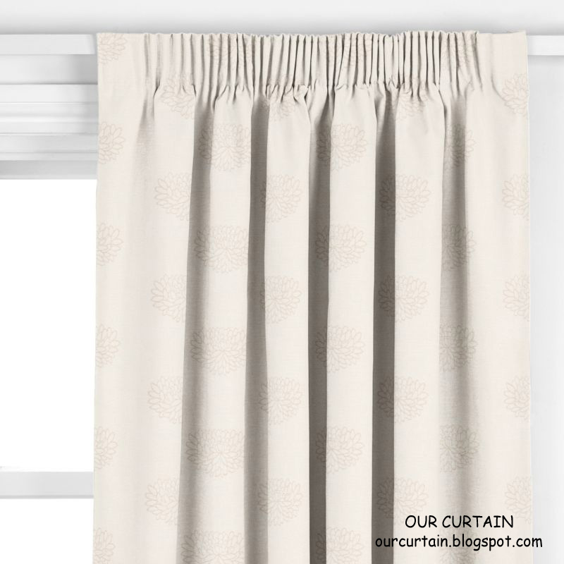 Types of curtain pleats bing images for Types of pleat curtains
