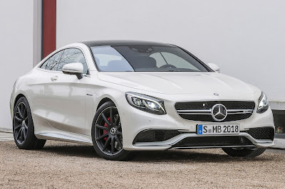 2015 Mercedes-Benz S63 AMG Coupe