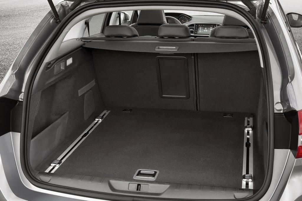 cockpit autom vel conte dos auto apresenta o peugeot 308 sw my 2014 pre os e equipamento. Black Bedroom Furniture Sets. Home Design Ideas