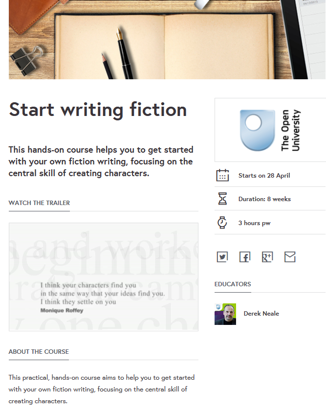 local creative writing startup - photo #3