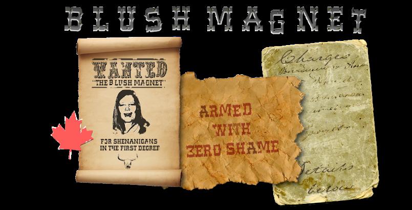 Blush Magnet