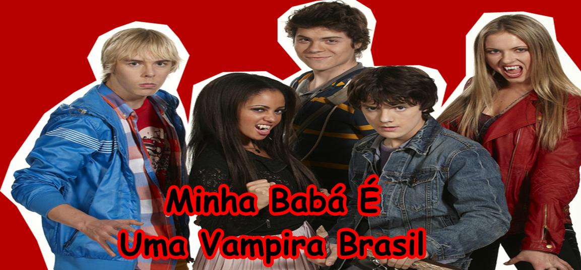 Minha Babá É Uma Vampira Brasil