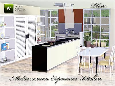 05-07-13 Mediterranean Experience Kitchen