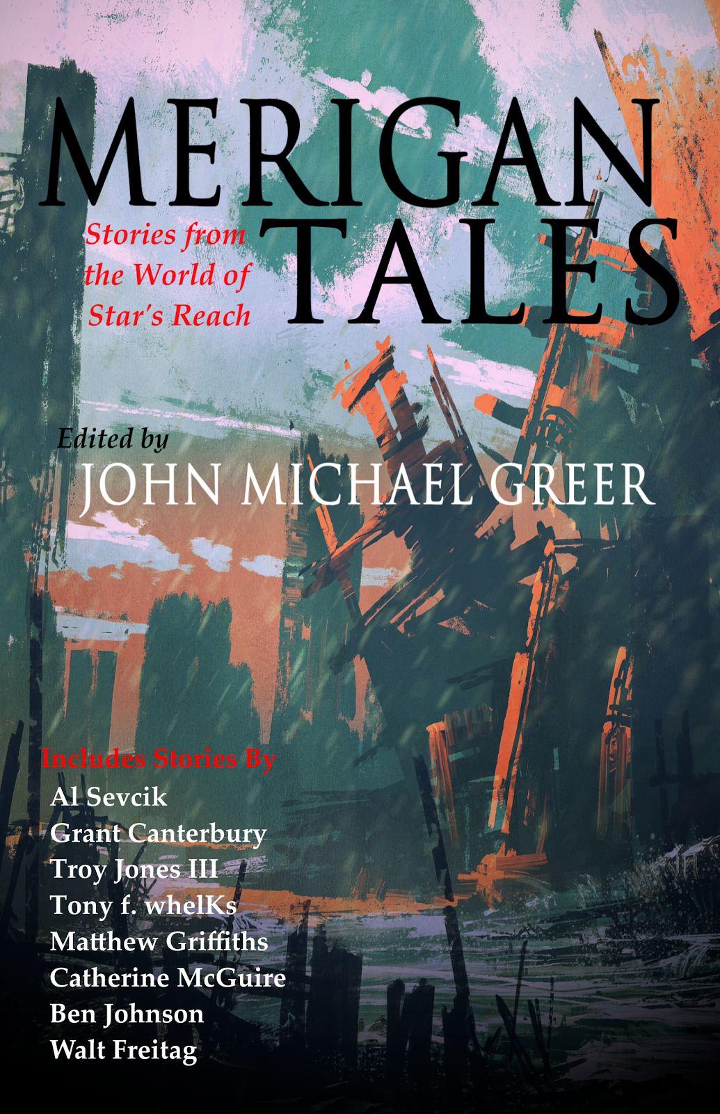 Merigan Tales