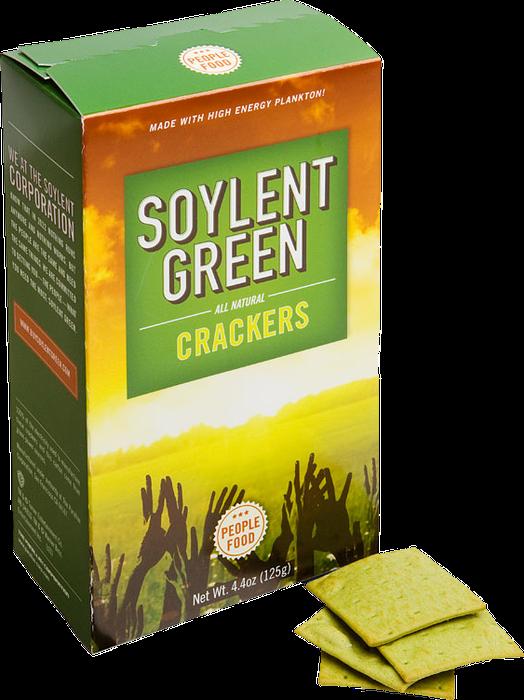 soylent green essays