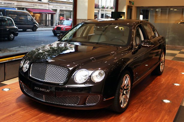 2012 Bentley Continental Flying Spur New Carused Car Reviews Picture