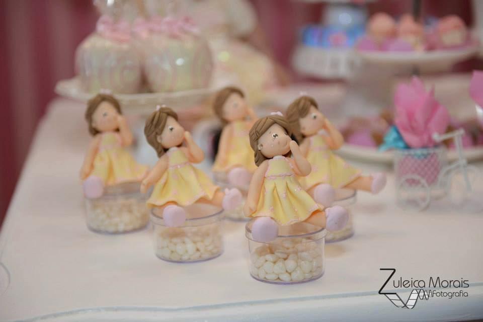 Decoração Adora Doll - Tricae