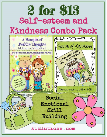 NEW! Self-esteem Combo Pack