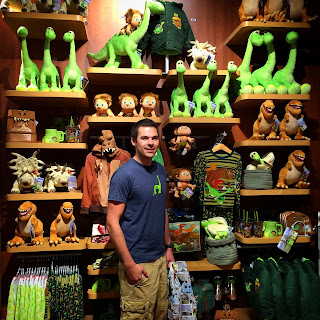 disney store good dinosaur