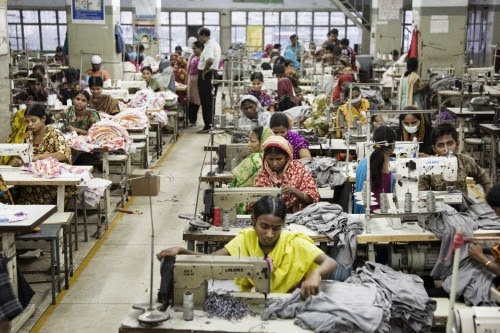 Most garments are manufactured in sweatshops that abuse and exploit their workers