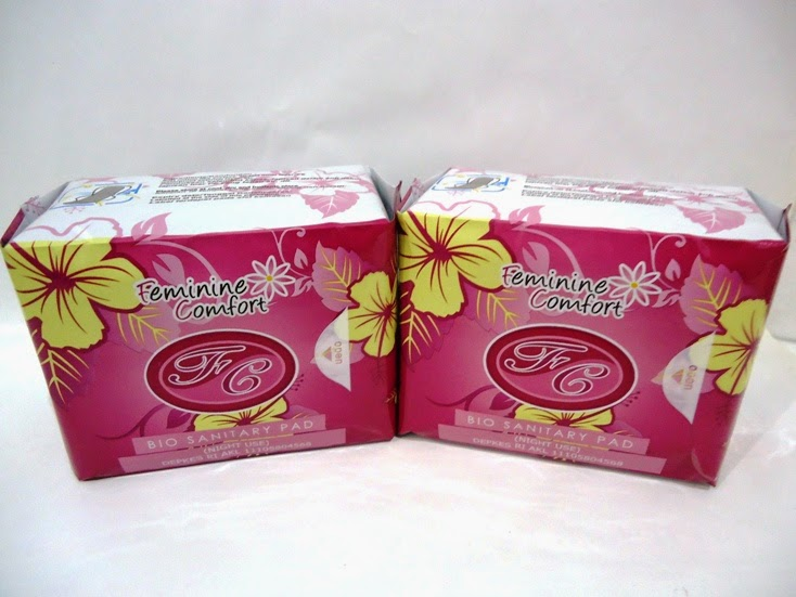 Pembalut Herbal Avail Night Use Merah Andiherbal.com