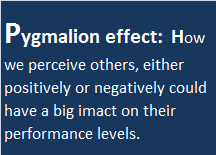 pygmalion in management reaction Are eliza's reactions plausible if you were born into a lower class, would you react similarly to the upper classes pygmalion the myth pygmalion was a greek sculptor.