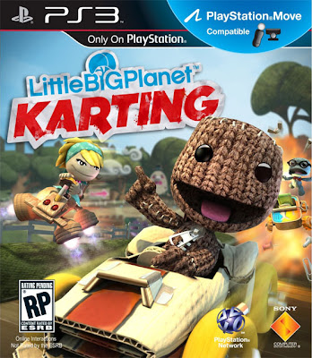 [Análisis] Little Big Planet Karting. El encanto de Sackboy en un mundo sobre ruedas