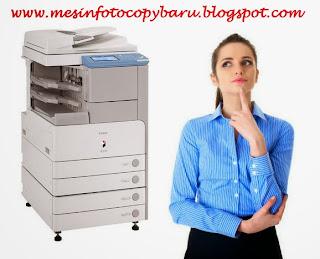 Anda Bingung Pilih Mesin Fotocopy Analog atau Digital?