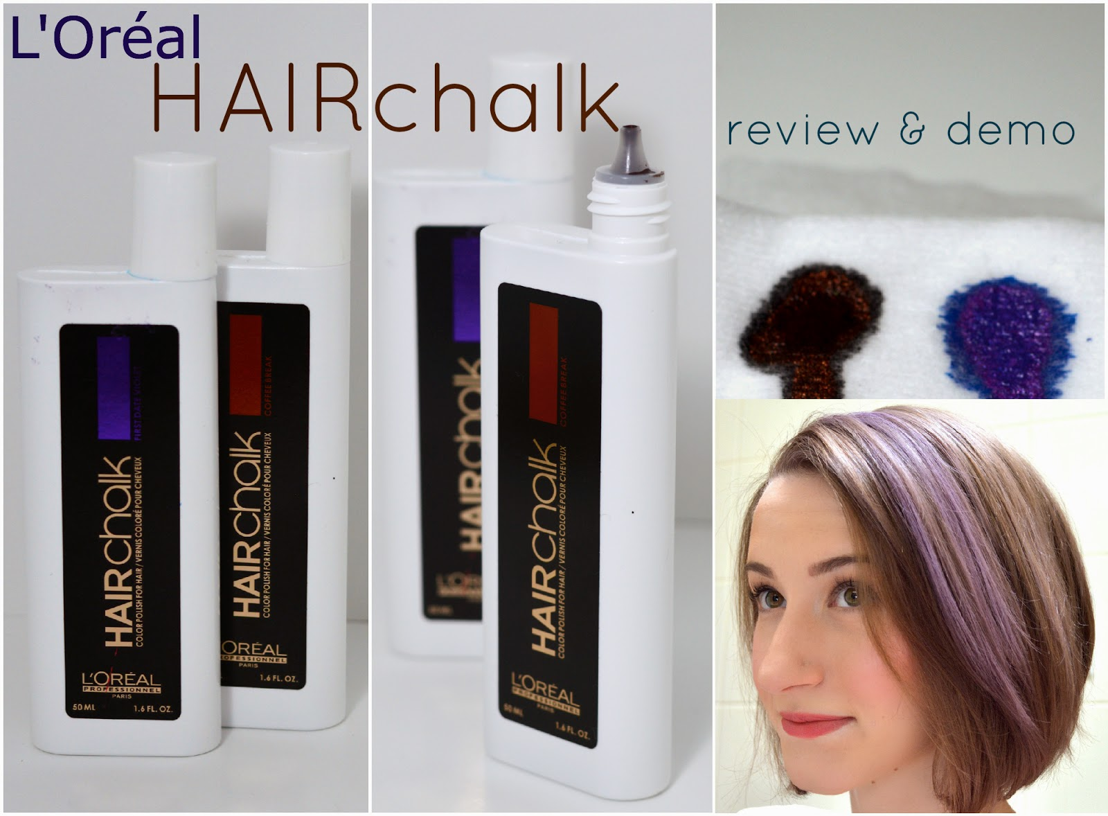Review L39Oral Professionnel HairChalk  Classically Contemporary
