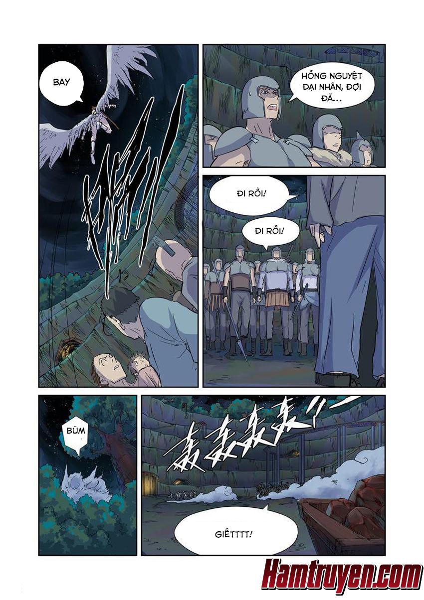 Yêu Thần Ký Chapter 171 - Hamtruyen.vn