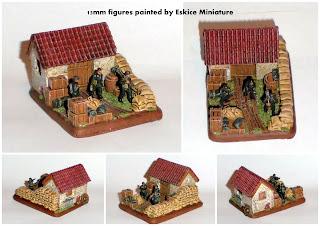 Service de peinture - Eskice Miniature 1-Dio1