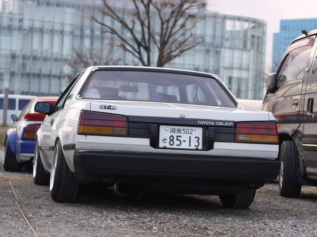 Toyota Celica A60  stary japoński samochód, klasyk, oldschool, 日本車, クラシックカー