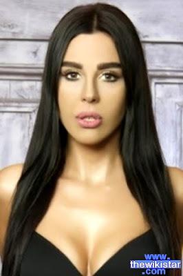 الفنانة اللبنانية ليلى إسكندر Layla Iskandar