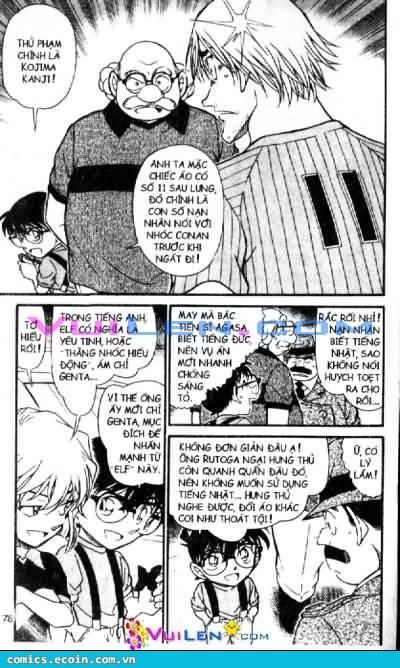 Detective Conan - Thám Tử Lừng Danh Conan chap 569 page 8 - IZTruyenTranh.com