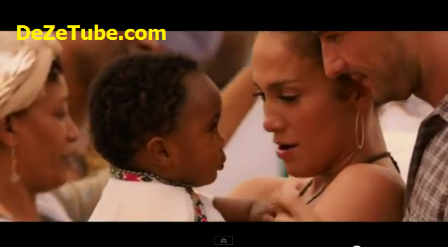 Ethiopian moment in Jennifer Lopez, Cameron Diaz New 2012 Movie 'What To Expect When You're Expectin