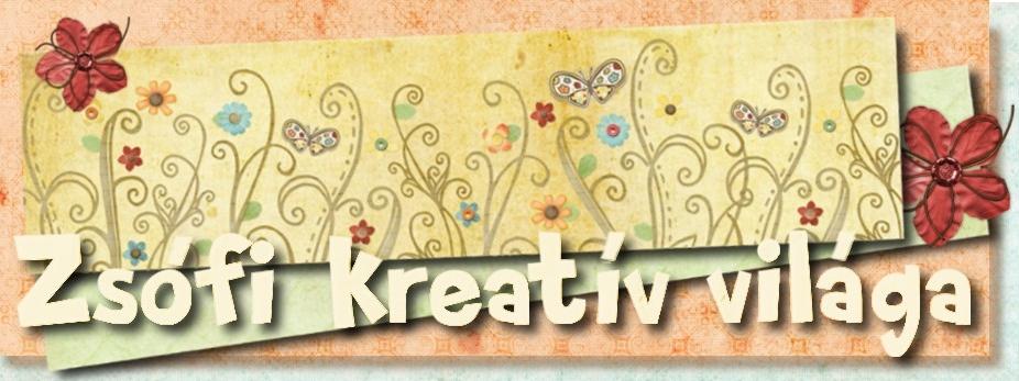Zsófi kreatív világa
