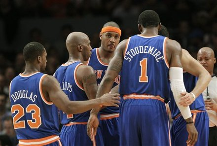 carmelo anthony knicks wallpaper 2011. new york knicks wallpaper