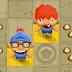 لعبة لغز البرج