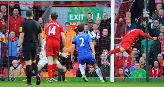 Video Gol Liverpool vs Chelsea 21 April 2013
