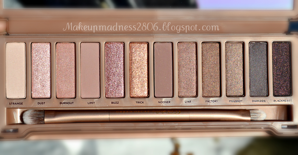makeup madness dupe urban decay naked 3 palette. Black Bedroom Furniture Sets. Home Design Ideas