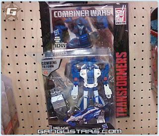 Transformers Combiner Wars Mirage トランスフォーマー ユナイトウォリアーズ