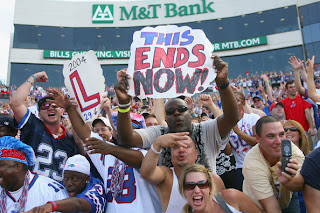 THE BUFFALO BILLS ARE THE ONLY UNDEFEATED TEAM IN THE AFC!!