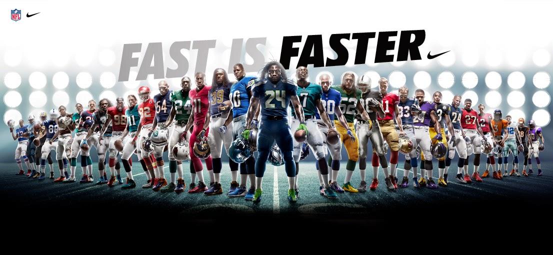 Nike renovará con la NFL