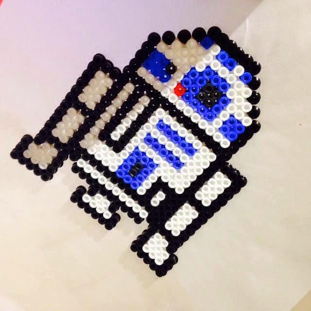 R2D2 Hamma Beads