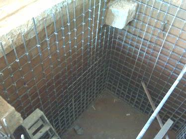 Construcción de Tanque de Agua Subterraneo