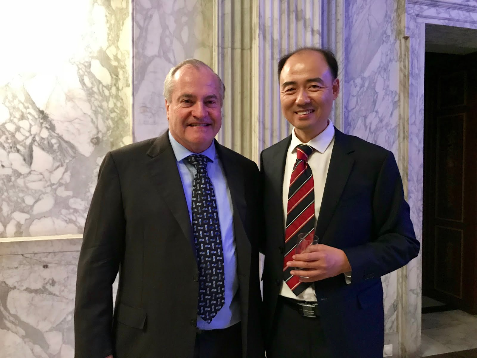 Ma Jun Receives Prince Claus Award