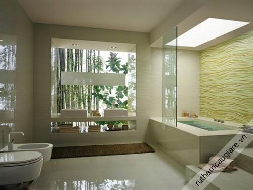 Mẫu nhà vệ sinh đẹp 02