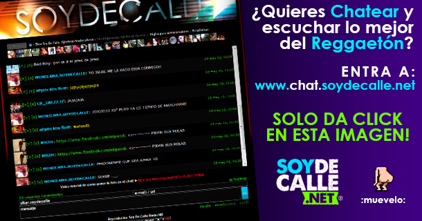 Entra al chat de www.soydecalle.net