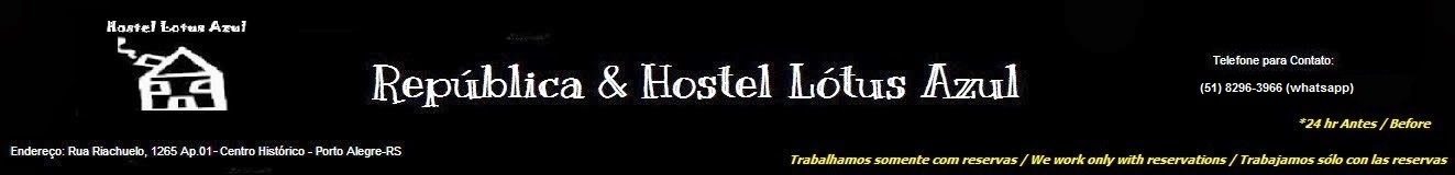 República & Hostel Lótus Azul