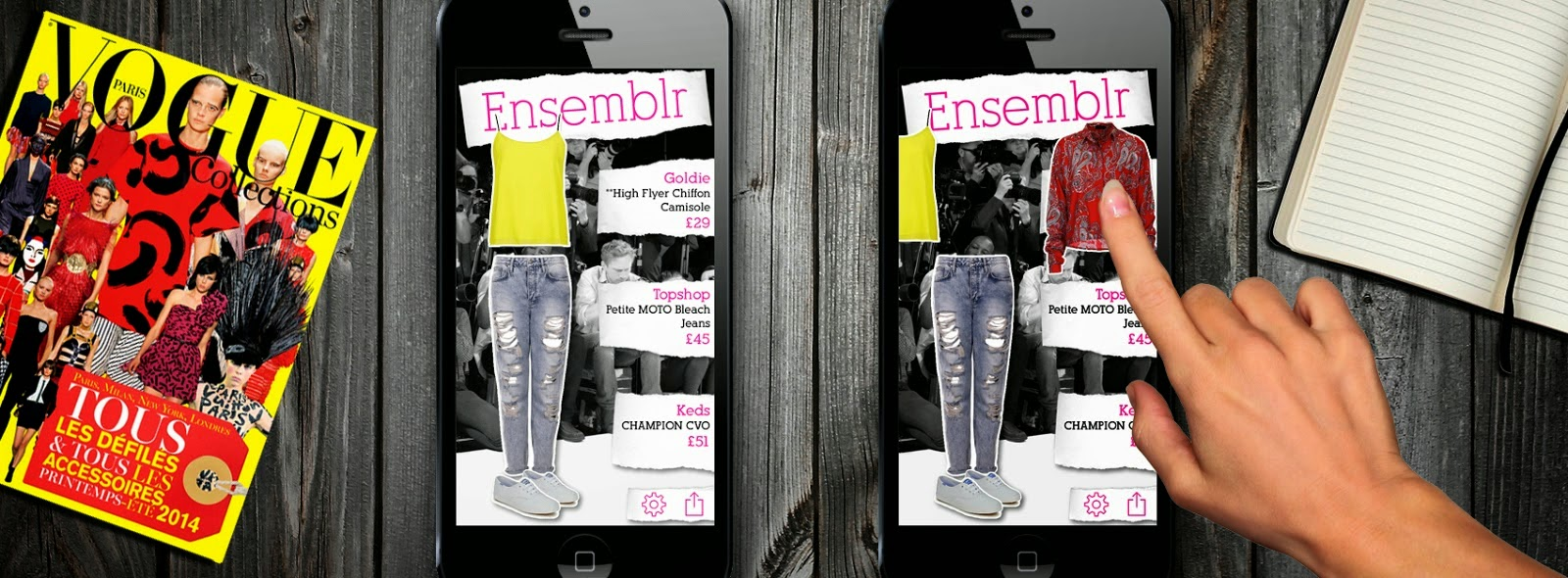 Stephi LaReine // Ensemblr £100 giveaway, pay pal, competition, prize, winner,