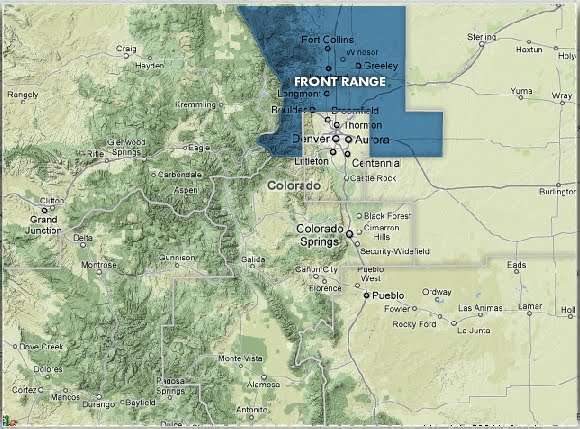 how to create mountain range with topographic map