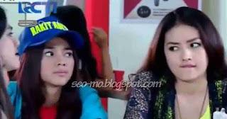 Foto Raya dengan Reva Di Sinetron Anak Jalanan Episode 3