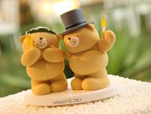 The wedding day.#