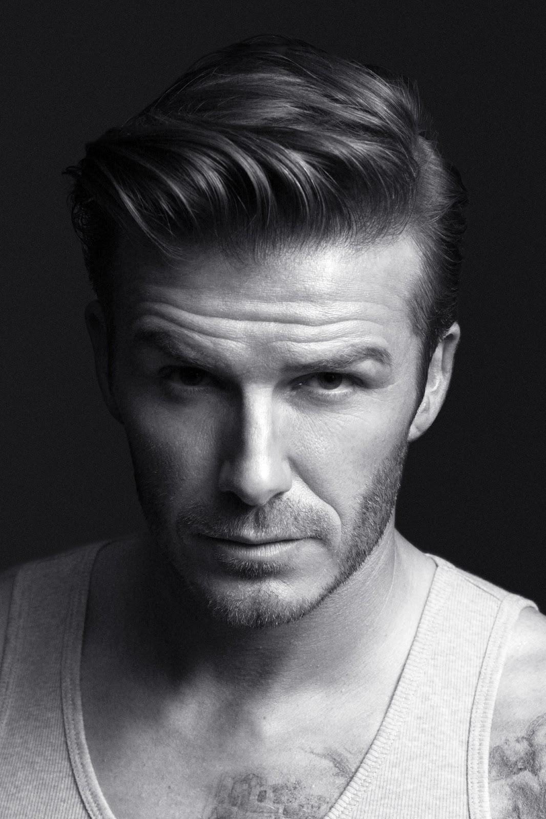 David Beckham Hairstyles