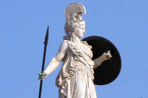 zeița Atena