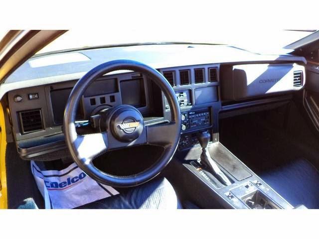1988 Chevrolet Corvette at Purifoy Chevrolet