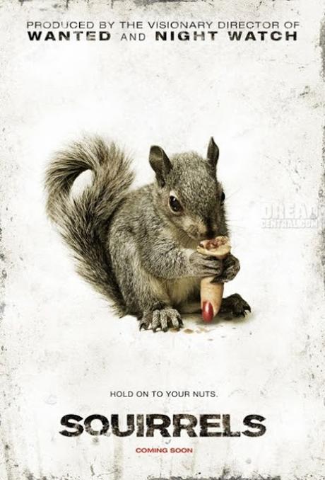 Poster de Squirrels (Timur Bekmambetov)