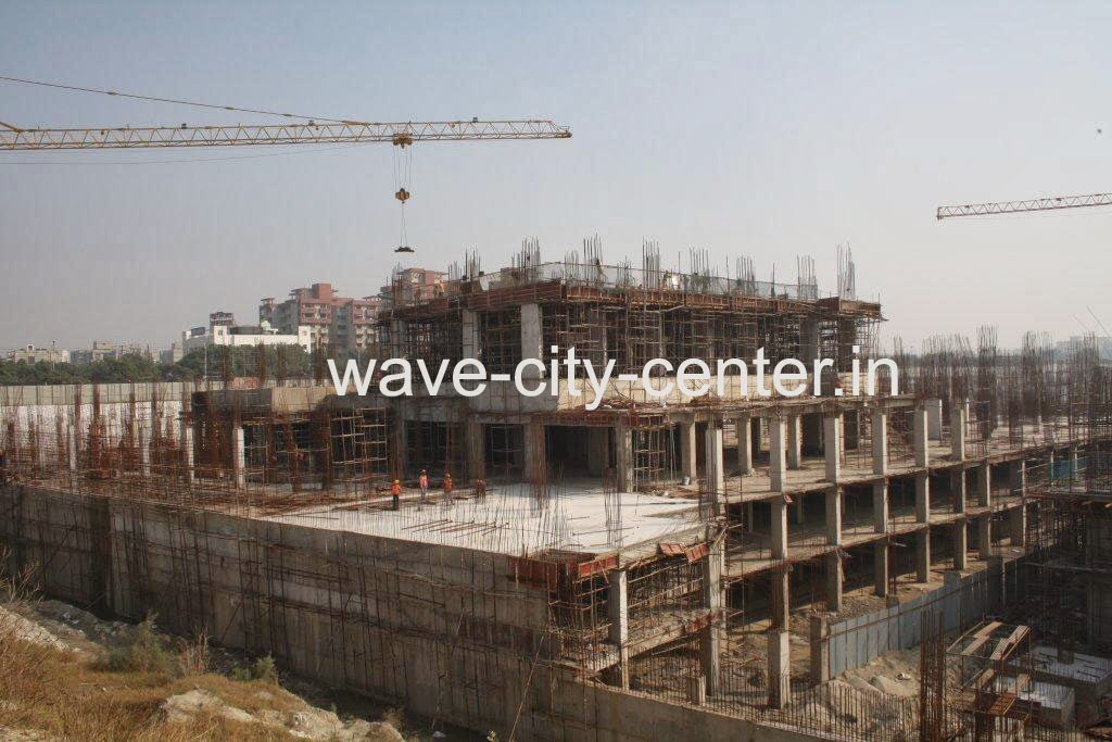 Wave City Center Construction Update 4