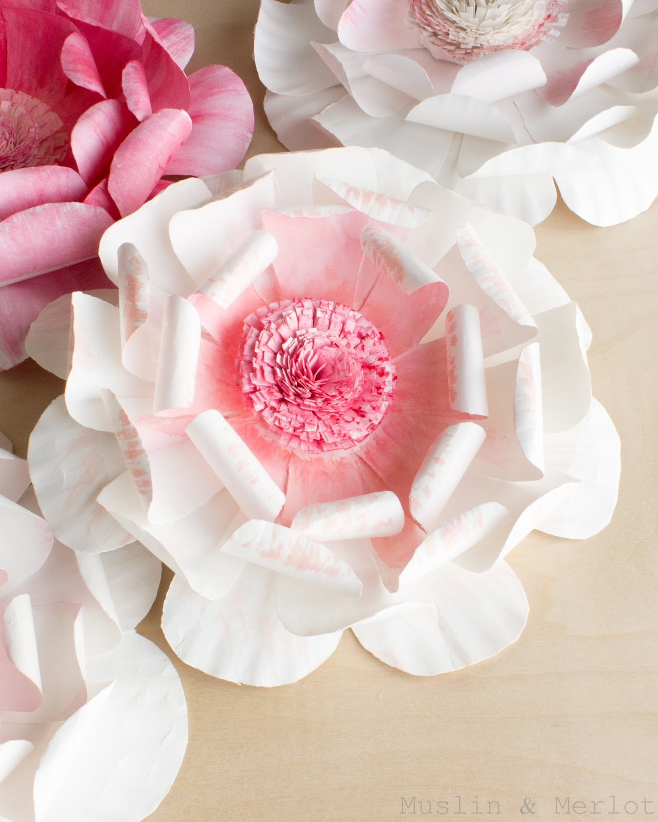 diy paper plate flowers diy craft projects